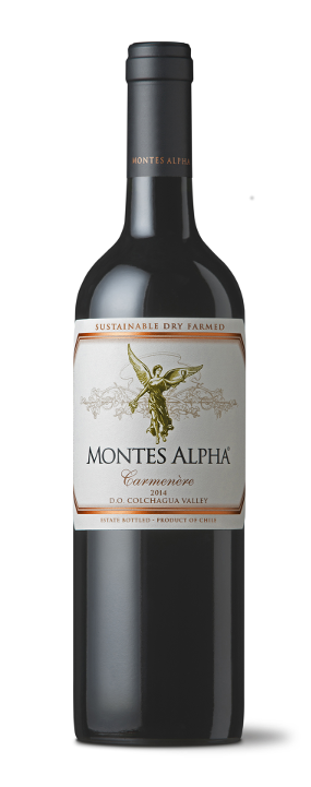 Alpha Carmenère DO Montes